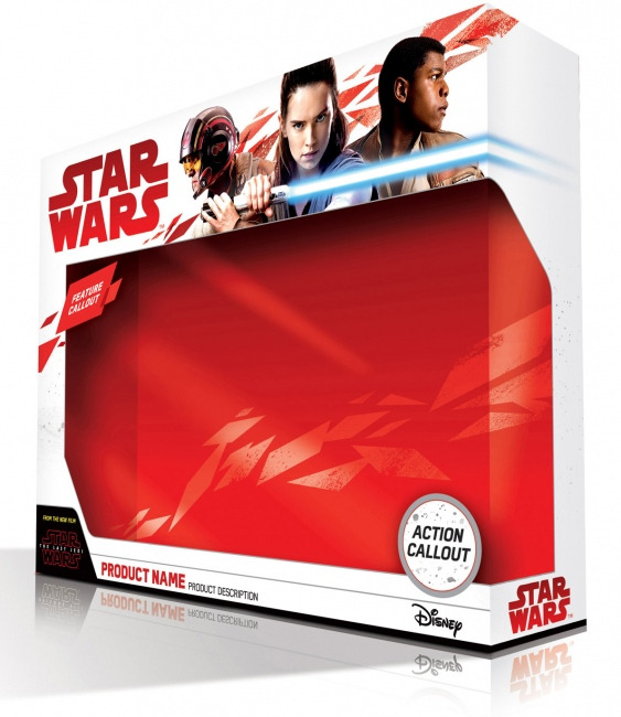 The Last Jedi First Look force friday