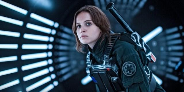Felicity Jones - Rogue One: A Star Wars Story