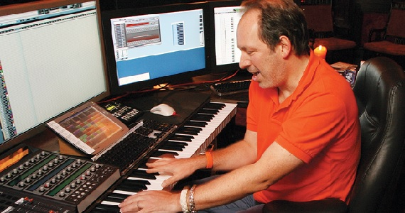 Hans Zimmer Composer