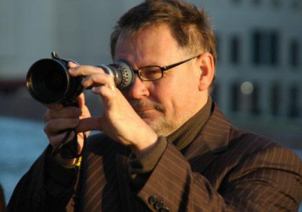 Janusz Kaminski Cinematographer