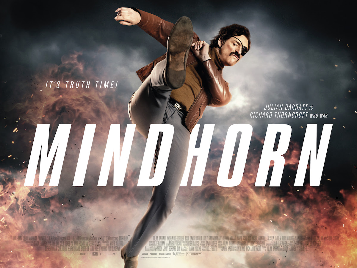 Image result for mindhorn poster
