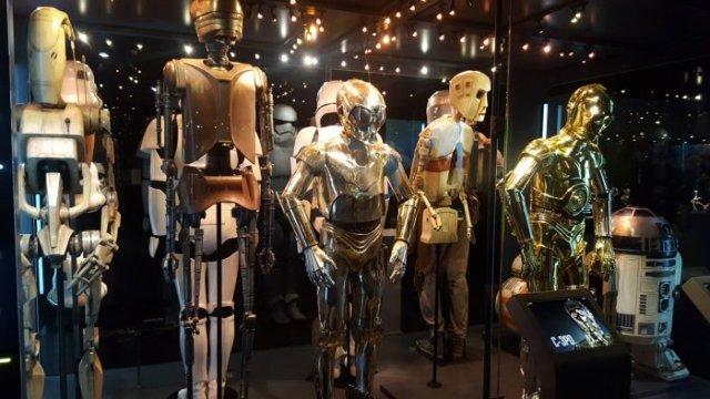 Star Wars Identities - R2-D2 C3PO