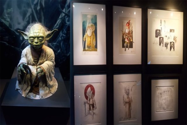 Star Wars Identities - Yoda