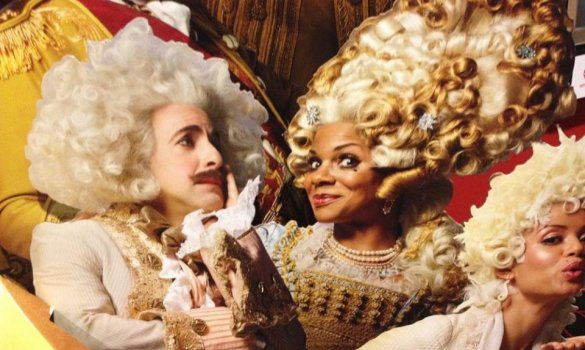 Audra McDonald & Stanley Tucci Interview - Beauty and the Beast