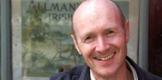 Paul Laverty Interview - The Olive Tree