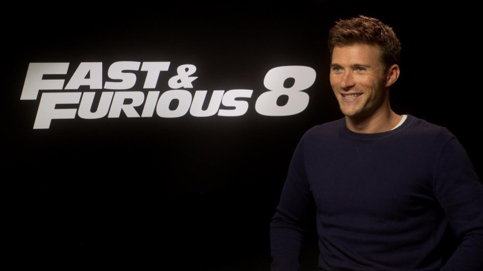 Scott Eastwood Interview