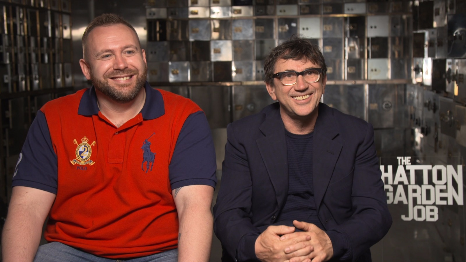 Exclusive Phil Daniels And Director Ronnie Thompson On The Hatton Garden Job