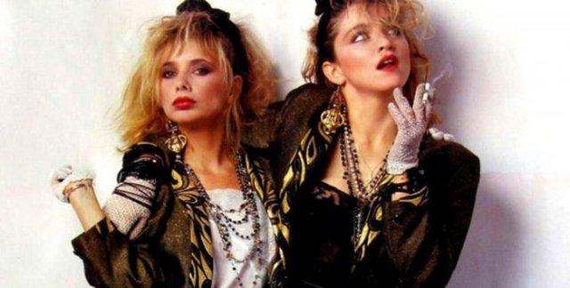 Madonna Biopic Blond Ambition