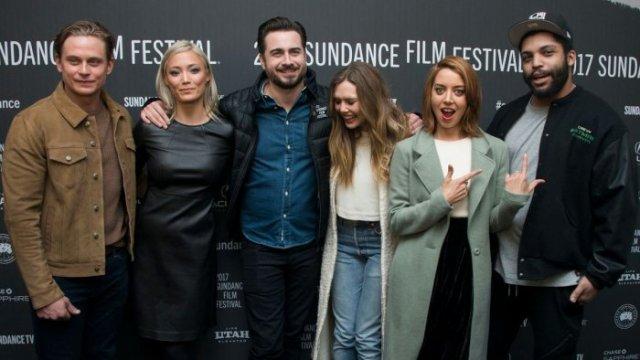 Ingrid Goes West cast Sundance