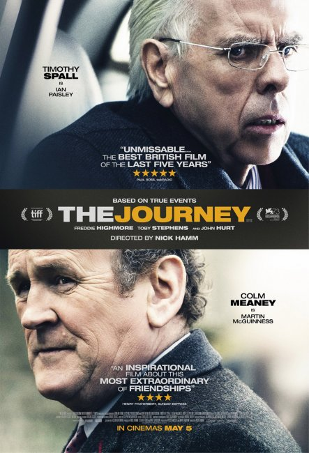 The Journey UK Movie Poster