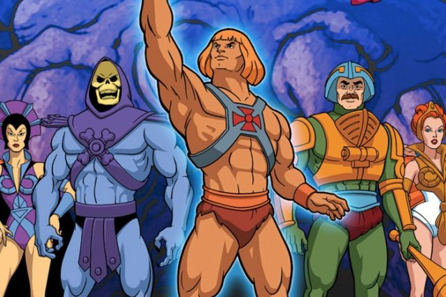 He-Man and the Masters of the Universe Reboot