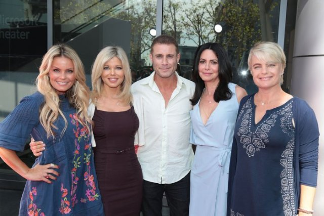 Paramount Pictures presents the first ever Baywatch SloMo Marathon at LA Live in Los Angeles, CA on Saturday, April 22, 2017. (Photo: Alex J. Berliner / ABImages)