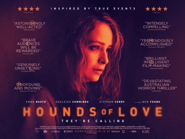 Hounds of Love UK Movie Poster