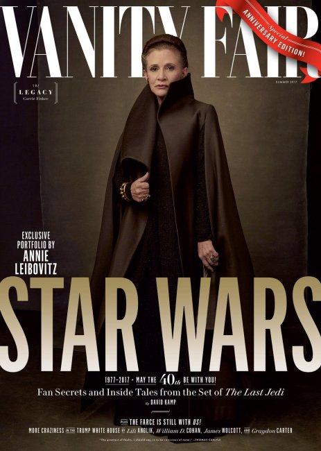 Vanity Fair The Last Jedi Annie Leibovitz 3