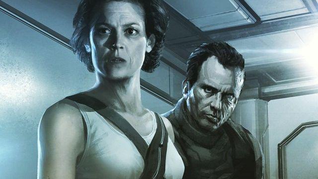 Neill Blomkamp and Sigourney Weaver - Alien 5