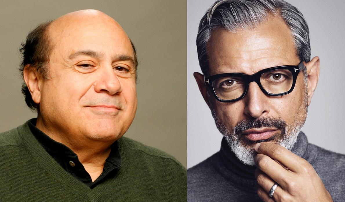 f1526bc683cf3 Jeff Goldblum and Danny DeVito teaming for new original Amazon series