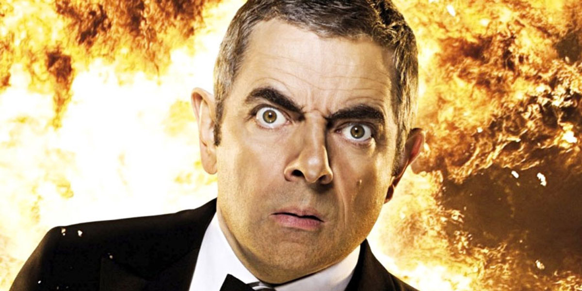'Johnny English Strikes Again' Trailer Starring Rowan Atkinson
