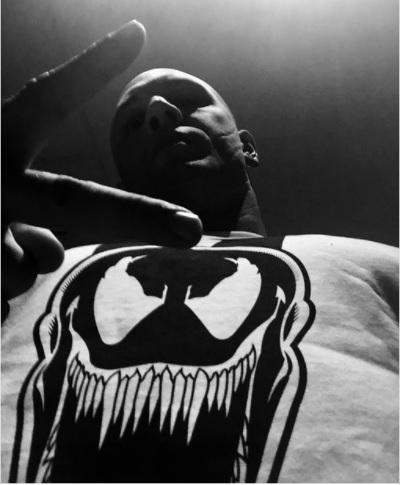Tom Hardy - Venom / Spider-Man