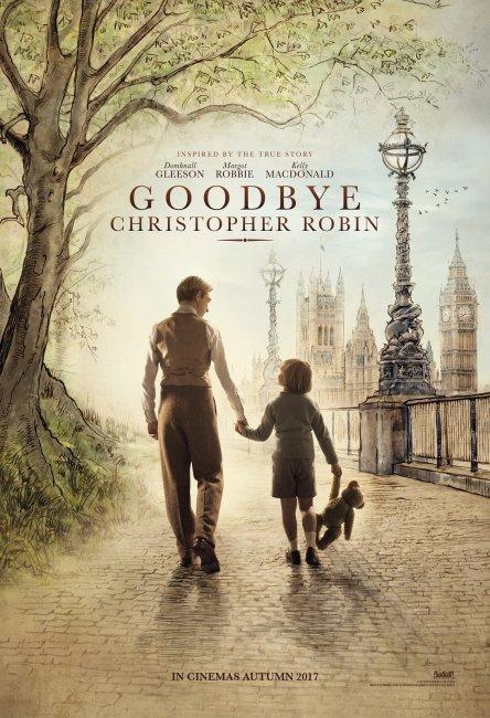 Goodbye Christopher Robin POster (2)