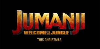 Jumanji Welcome to the Jungle Logo
