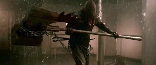 Resident Evil Axeman