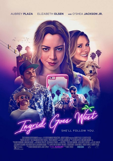 Ingrid Goes West - Official Poster