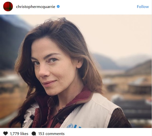 Michelle Monaghan - Mission: Impossible 6