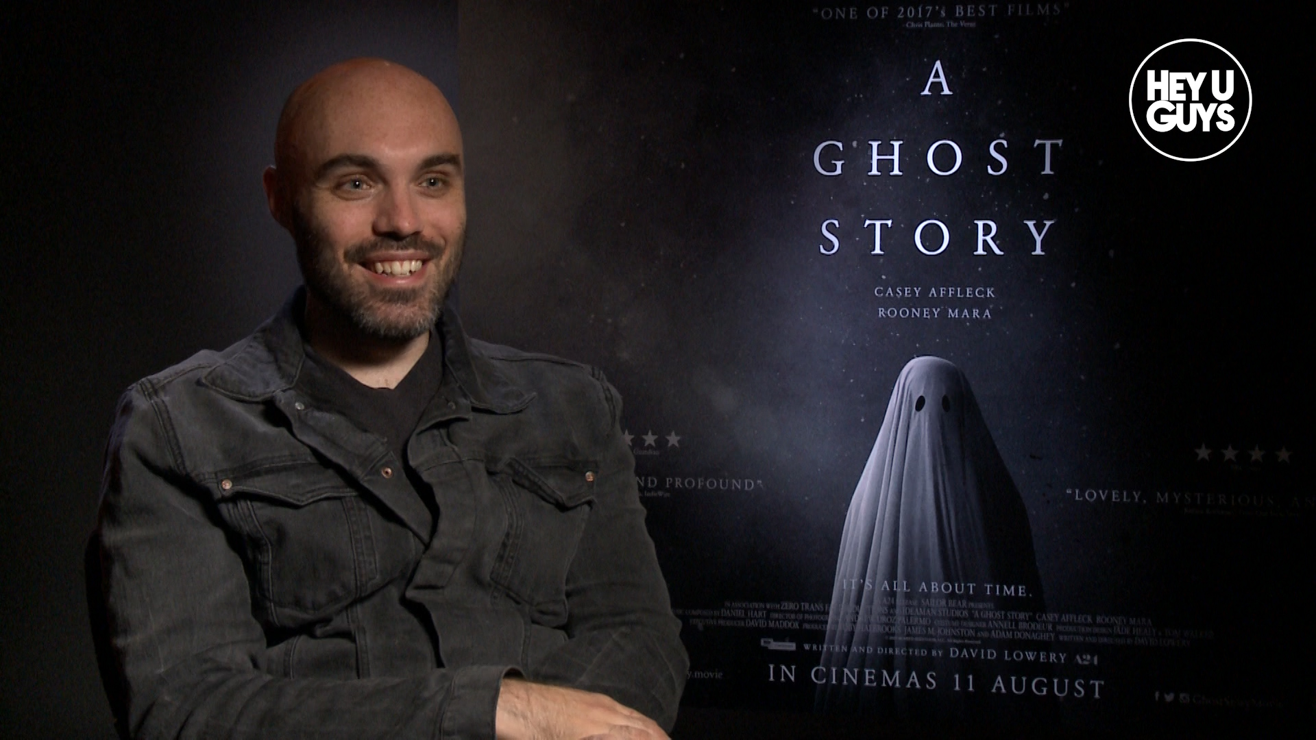 David Lowery - A Ghost Story Interview