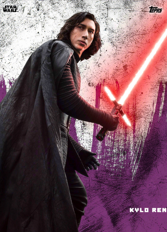 Star Wars The Last Jedi Topps Cards (19)