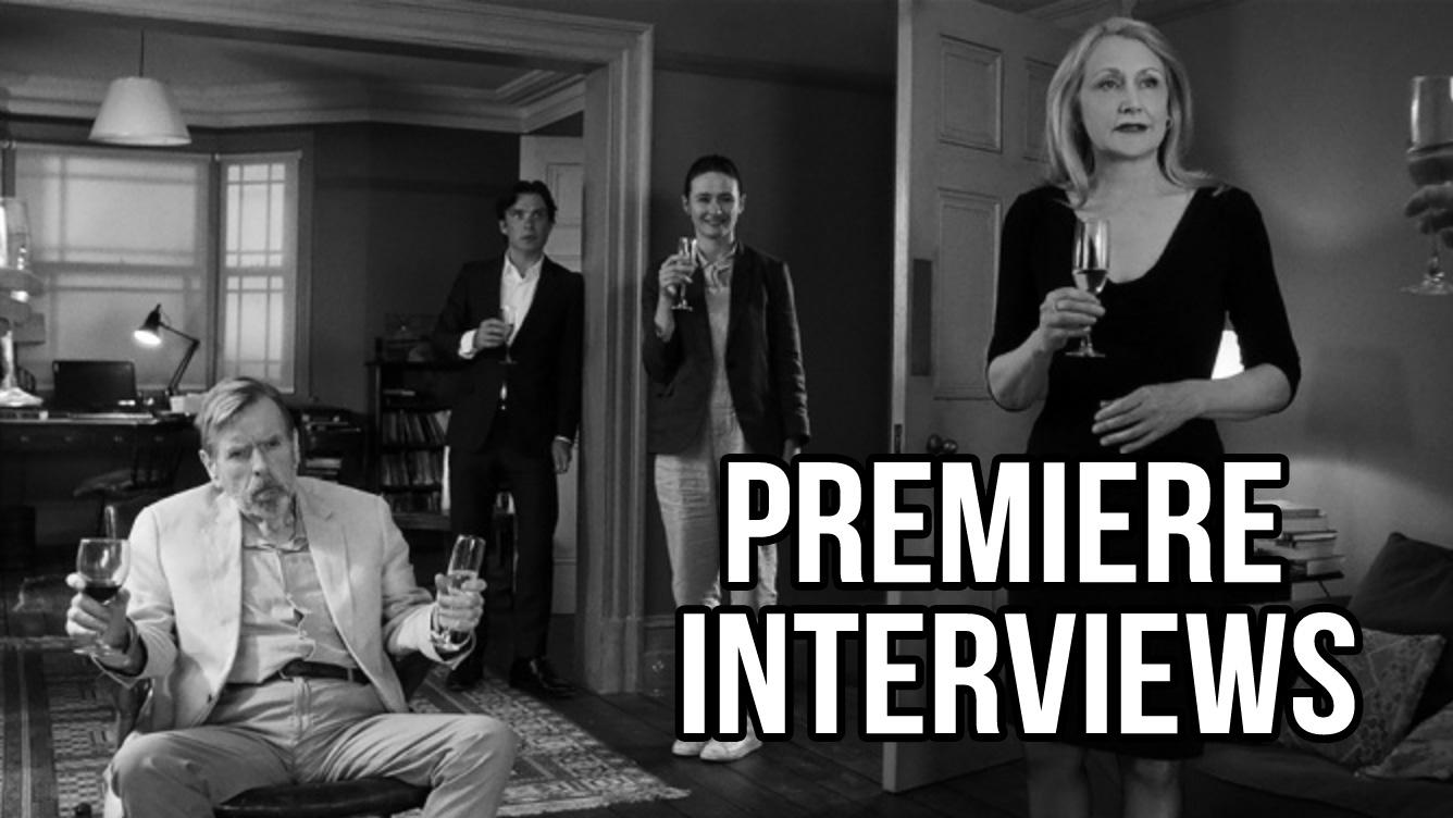 The Party Premiere Interviews