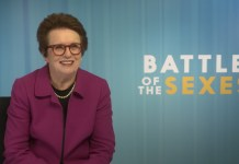 Billie Jean King Battle of the Sexes