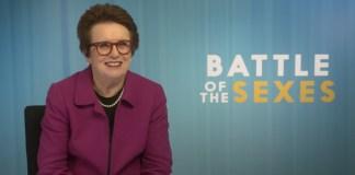 Billie Jean King Battle of the Sexes