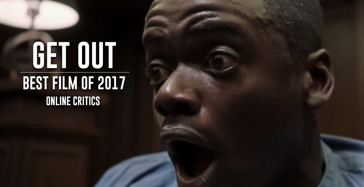 Get Out BEst Movie of 2017