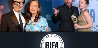 The 2017 BIFAs red carpet