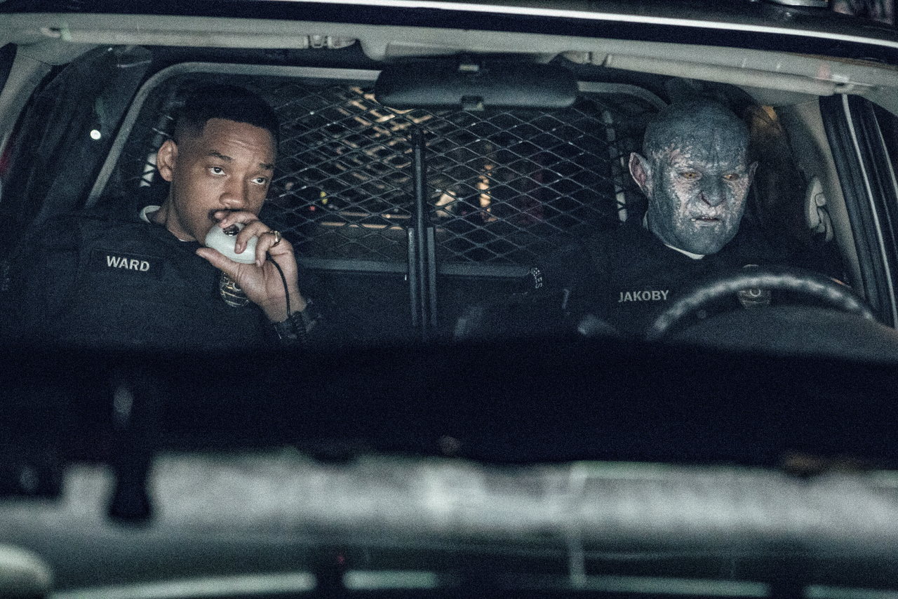 Bright - Will Smith & Joel Edgerton