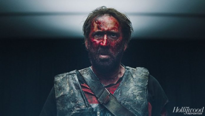 Mandy Nicolas Cage
