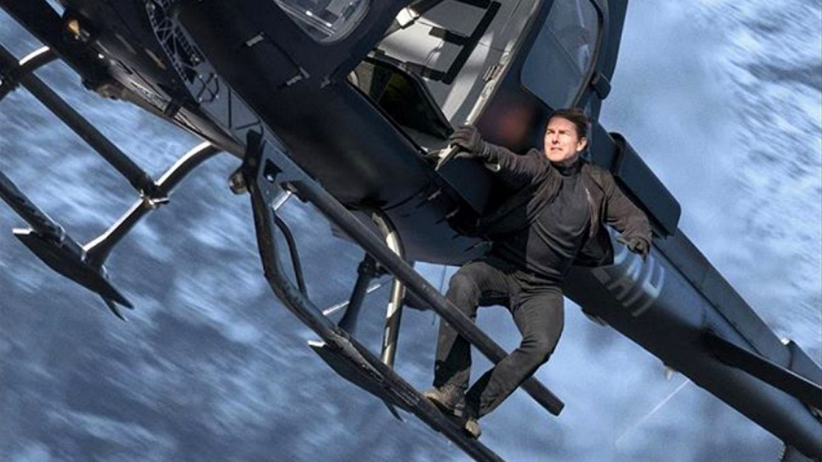 Mission Impossible Fallout Review - HeyUGuys