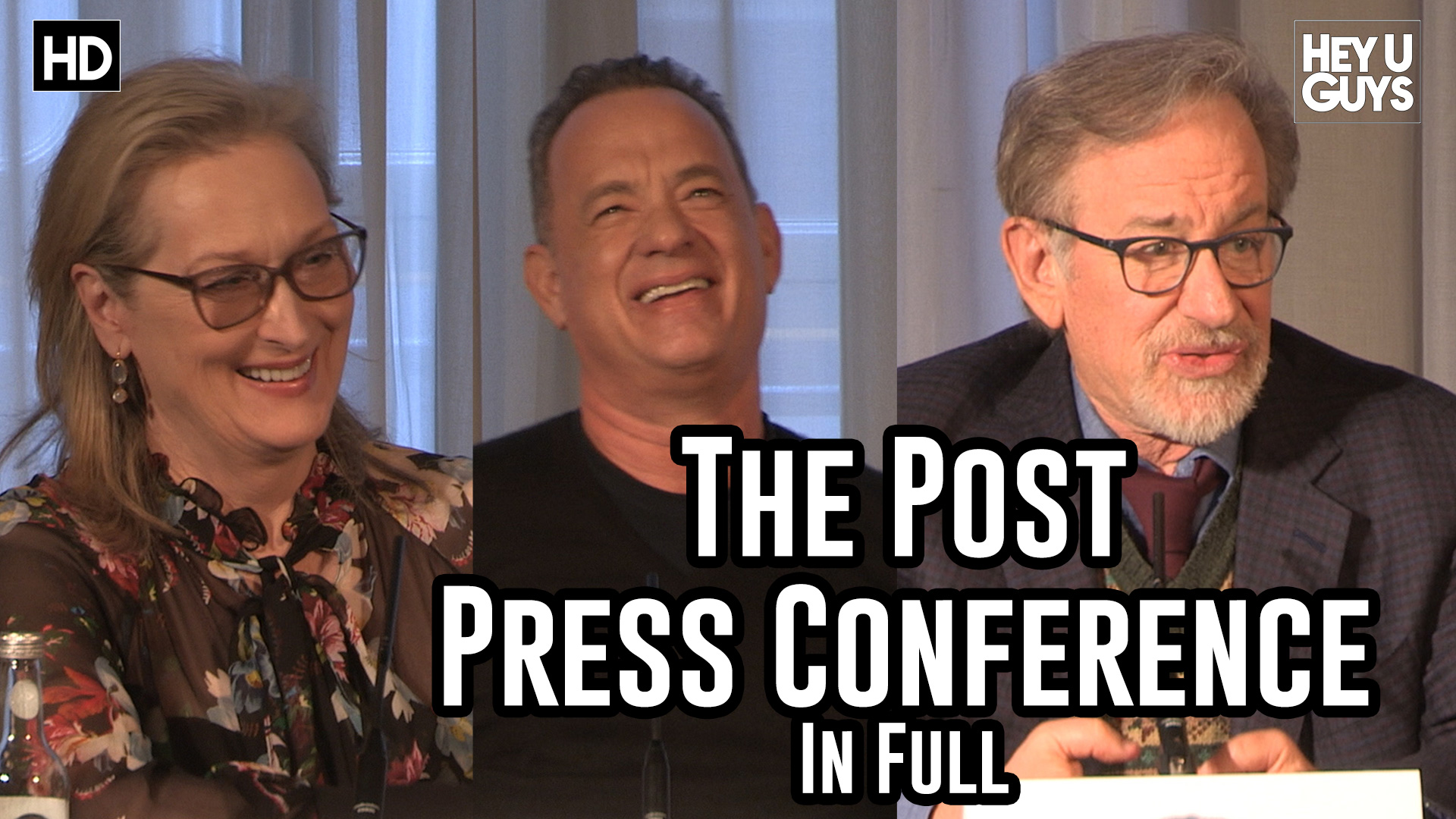 The Post Press Conference