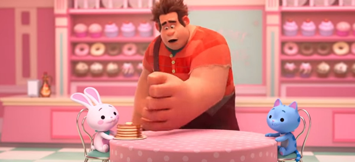 Ralph Tries To Fix The Internet In Trailer For Disney S
