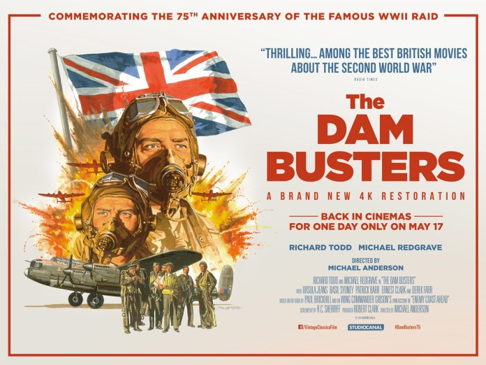 The Dam Busters 4K Re-Release
