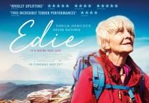 Edie uk poster