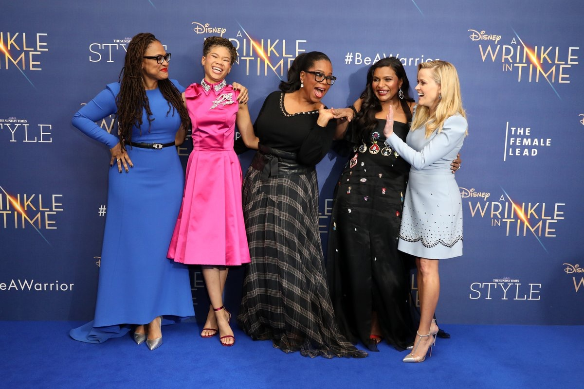 a wrinkle in time uk premiere