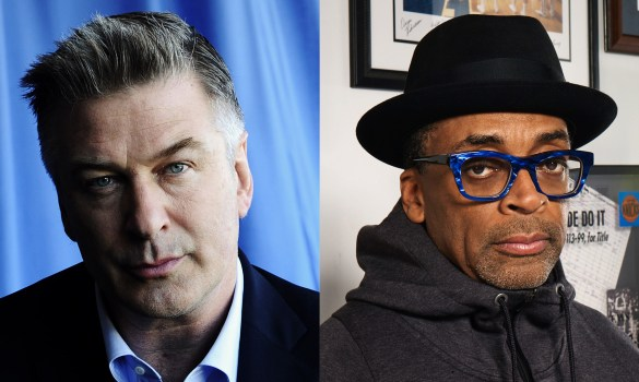 2018 TRIBECA TALKS Alec Baldwin and Spike Lee
