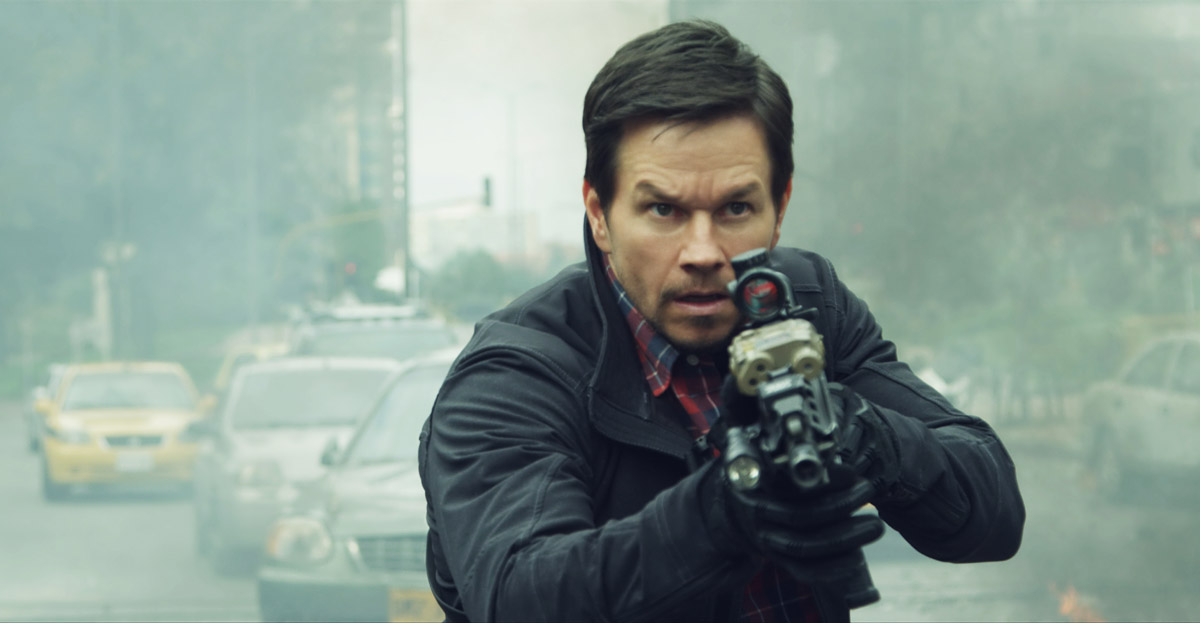 Watch the Trailer for Upcoming Thriller MILE 22 Starring Mark Wahlberg