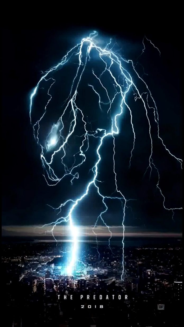 The Predator Movie Poster