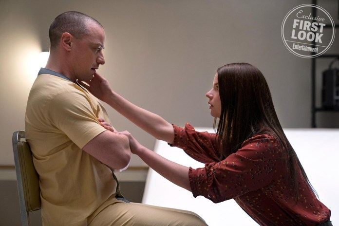 Glass first look images
