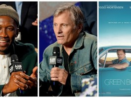 Green Book press conference