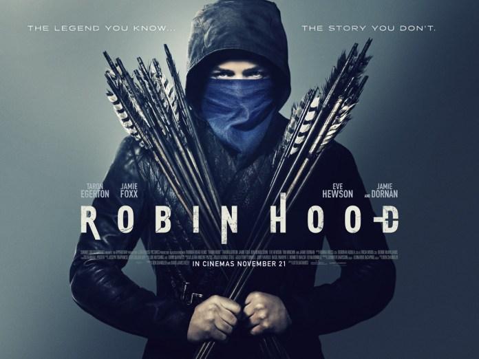 Robin Hood Teaser Poster
