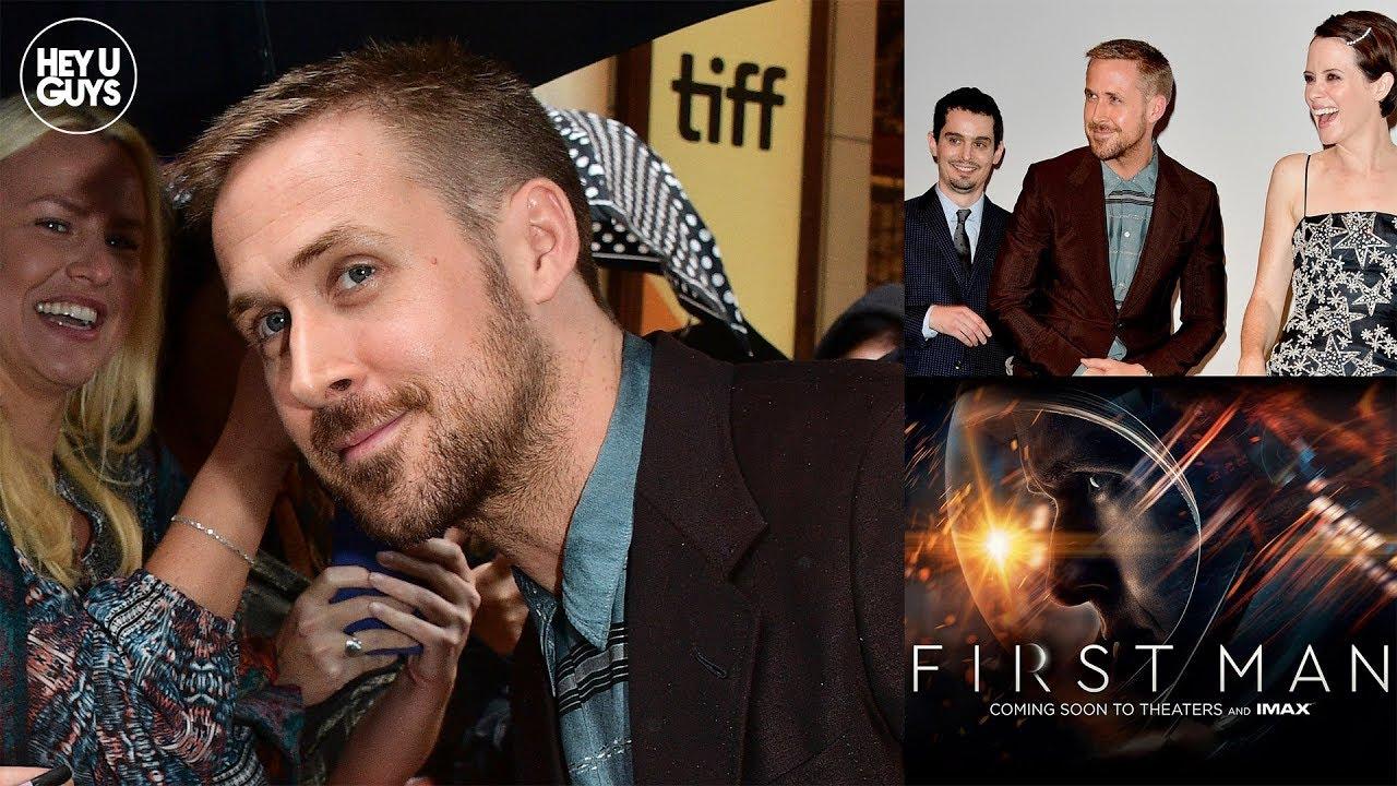 first man tiff premiere