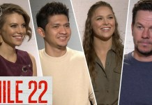 mile 22 cast interviews